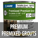 Premium Premixed Grouts