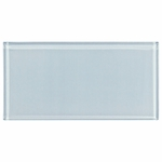 Pure Spa Blue Shiny Glass Tile 8mm