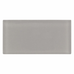 Pure Wool Matte Glass Tile 8mm