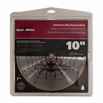 QEP Black Widow Wet Saw Blade 10in.