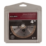 QEP Black Widow Wet Saw Blade 4in.