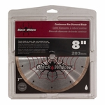 QEP Black Widow Wet Saw Blade 8in.