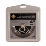 QEP Standard Continuous Rim Wet Saw Blade 4in.