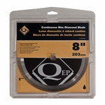 QEP Standard Continuous Rim Wet Saw Blade 8in.