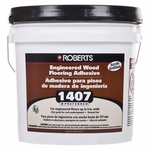 Roberts 1407 Engineered Wood Flooring Adhesive