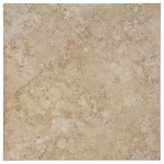 Rotorome Almond Ceramic Tile