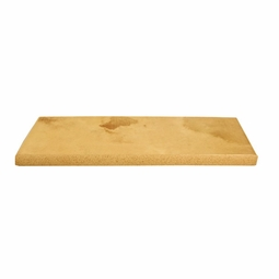 Royal Honey Ceramic Bullnose Tile