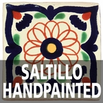 Saltillo Handpainted