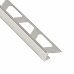 Schluter Jolly Chrome Anodized Aluminum Edge Trim