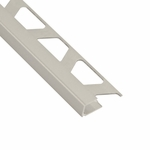 Schluter-Quadec Satin Anodized Aluminum Profile Edge