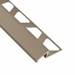 Schluter-Reno Satin Nickel Anodized Aluminum