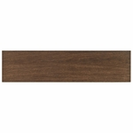 Shenandoah Brown Ceramic Wood Plank