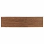 Shenandoah Red Ceramic Wood Plank