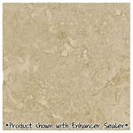 Troia Ivory Brushed Travertine Tile