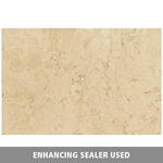 Troia Ivory Travertine Tile