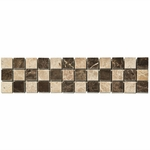 Tuscan Mix Mosaic Marble Border Design 3