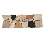 Tuscan Mix Mosaic Marble Border Design 6