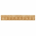 Umbria Decorative Travertine Border #222
