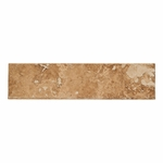 Walnut Premium Travertine Bullnose