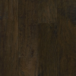 Wilderness Brown Hickory Hand Scraped Engineered Hardwood