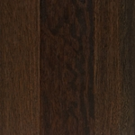 Wormy Hand Scraped Walnut Solid Hardwood