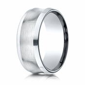 Benchmark 9mm Dual Finish ARGO Concave Ring