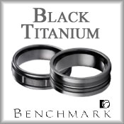 Benchmark Black Titanium Bands