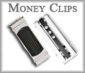 Chisel Money Clips