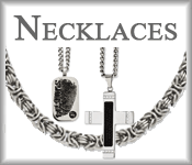 Chisel Necklaces & Pendants