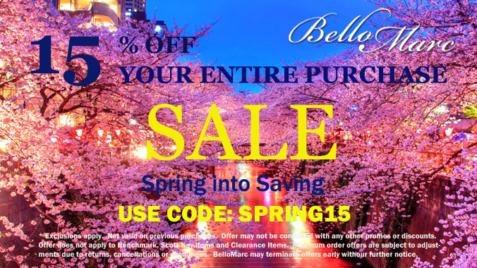 Coupons and Limited Time Savings