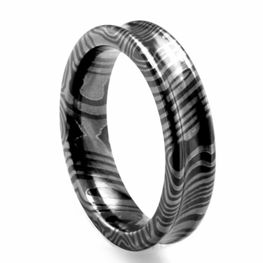Edward Mirell 5mm Concave Timoku Ring