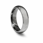 Edward Mirell 6mm Classic Titanium Wedding Band