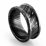 Edward Mirell 8mm Concave Timoku Ring