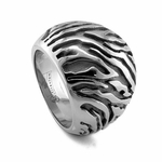 Edward Mirell Safari 19mm Titanium Ring