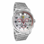 Scuderia Ferrari Heritage Stainless Steel Watch