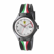 Scuderia Ferrari Pit Crew Watch in GP Italy Multicolored Strap
