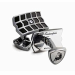 Tonino Lamborghini Impronta Collection Stainless Steel Cufflinks