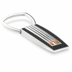 Tonino Lamborghini Orange Corsa Collection Stainless Steel Key Ring