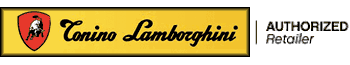 Tonino Lamborghini Yellow Luce Collection Stainless Steel Key Ring
