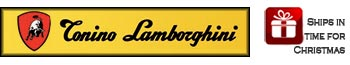 Tonino Lamborghini Yellow IL Primo Stainless Steel Tie Clips