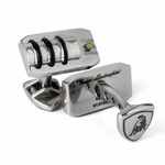 Tonino Lamborghini Strada Collection Stainless Steel Cufflinks
