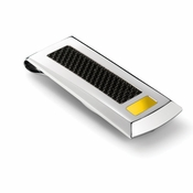 Tonino Lamborghini Yellow IL Primo Stainless Steel Money Clip