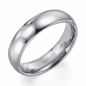 Triton 6mm Dome Profile Tungsten Carbide Ring