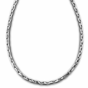 Triton Bike Link Chain Stainless Steel Necklace