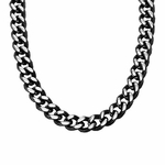 Triton Stainless Steel Chain with Black Antique Finish