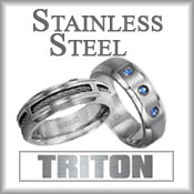 Triton Stainless Steel Rings