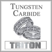 Triton Tungsten Carbide Rings