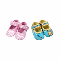 Baby Bella Maya Birdy �n Bloom and Pinkabella Baby Shoes