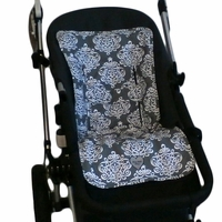 Baby Bella Maya  Royal Mist Stroller Liner 3 in 1