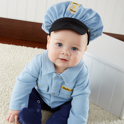 Big Dreamzz Baby Officer Set